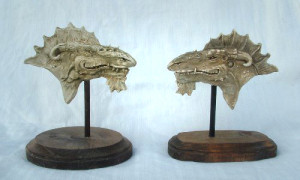 Dragon Head Sculpts